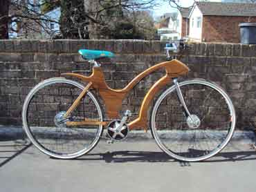 bamboo racing bike